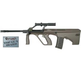 steyr aug a1 full metal lunette X1,5