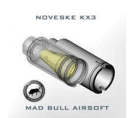 Cache flamme amplifieur KX3 Mad bull