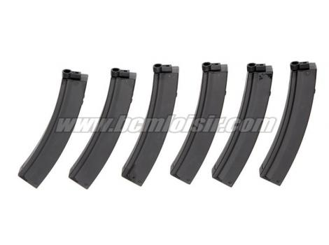 Chargeur MP5 100rd (Pack de 6)
