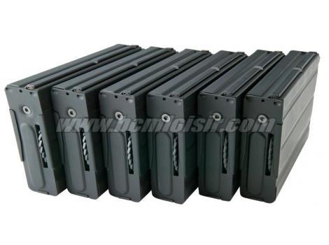 Chargeur SA58 DSA 500rd (Pack de 6)