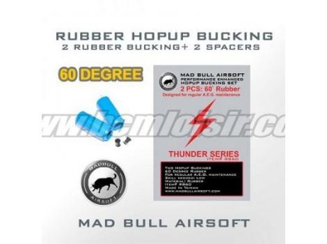 Joints hop-up Mad bull bleu (x2)