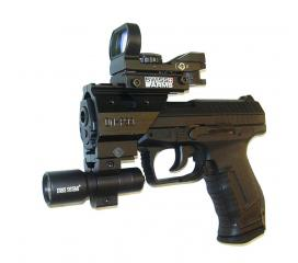 Pack Walther p99 combat