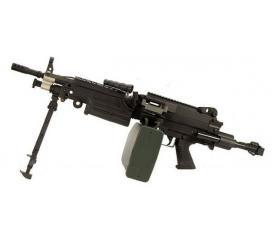 aeg m249 paratrooper électrique chargeur 2500coups