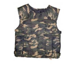 Veste Tactique de Combat Camouflage
