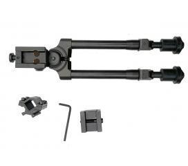 Bi pieds Swiss Arms compact métal démontage rapide CLAMPACK