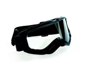 Lunette masque de protection avec bord en mousse pro tactical