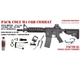 Colt M4 CQB full metal AEG official license