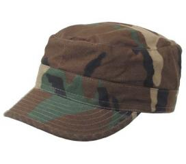 Casquette military Woodland