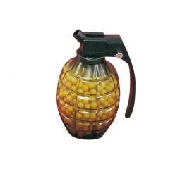 Grenade contenant 750 billes 0,12 gr avec bec verseur