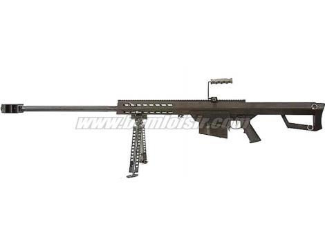 Sniper Barrett M82A1 Snow wolf AEG full metal