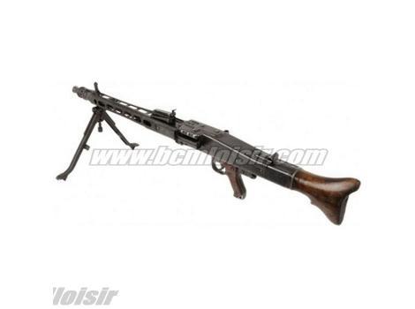 MG42 WWII German Machine Gun authentique demilitarisée