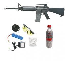 Pack combat SP002P-1 M15A4 Tactical Carbine Armalite SLV