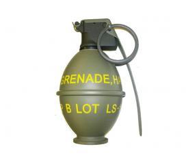 Grenade VFC M26 gaz tank full metal