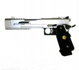 Hi-capa 7.0 dragon version B full metal chrome GBB WE