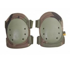 Protections genoux camo