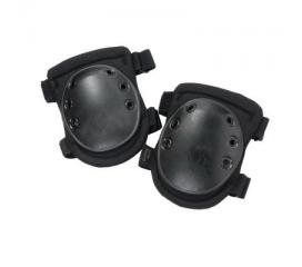Protections genoux s.w.a.t noires