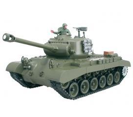Snow Leopard smoking tank