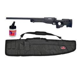 Pack AW308 Sniper + housse Dmoniac