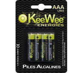 Piles alcalines lr03 / AAA