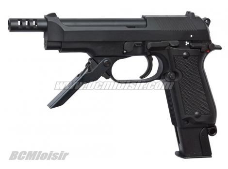 M93RII culasse métal GBB 0,9j