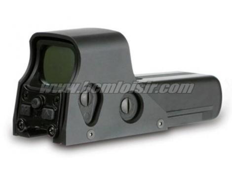 lunette point rouge et vert holosight advanced 552 montage de 21mm