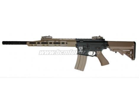 M4 SPR Tan et Black ASR 110 Mosfet APS blowback AEG