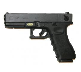 G18 C generation III version A metal slide GBB WE