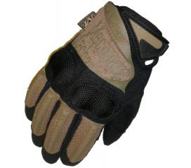 Gant mechanix M-pact 3 Coyote coque Kevlar