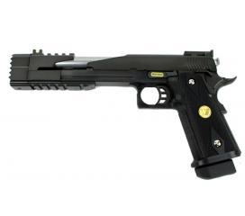 Hi-capa 7.0 dragon version B full metal Black GBB WE