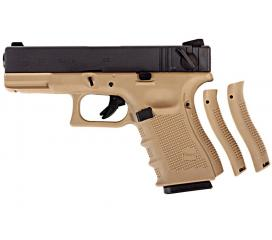 G23 C generation IV Tan version B metal slide GBB WE
