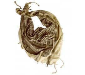 Echarpe Shemag Keffieh Desert 110X110 cm Miltec
