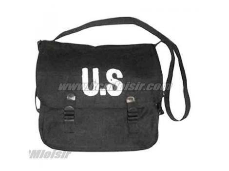 Musette Militaire TTA Noire US