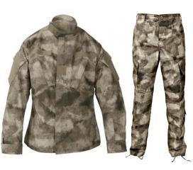 Tenue complete A-Tacs FG Camo Tactical series