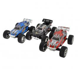 Buggy Micro Car 2,4 GHZ 4X2 brushed RTR 1/43 eme