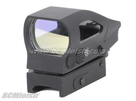 Dot Sight Semi Carené Compact Swiss Arms multi reticules full metal