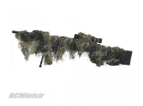 Filet de Camouflage Mossy pour repliques longues