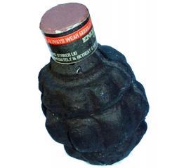 Grenade explosive à billes