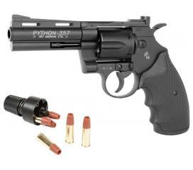 Colt Python 357 Magnum 4'' Full Metal CO2 GNB 2 J
