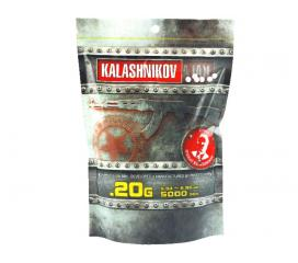 Billes Kalashnikov precision 0,20 gr sachet de 1 KG