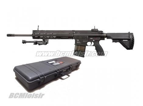 HK 417 Sniper Heckler & Koch Full Metal VFC Umarex AEG