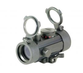 Dot Sight flip Up Swiss Arms Reticules rouge et vert full metal