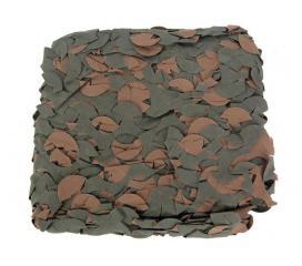Filet de Camouflage 3D woodland premium serie