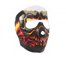 Masque néopréne intégral red Zombie