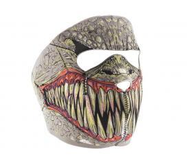 Masque néopréne intégral Zombie