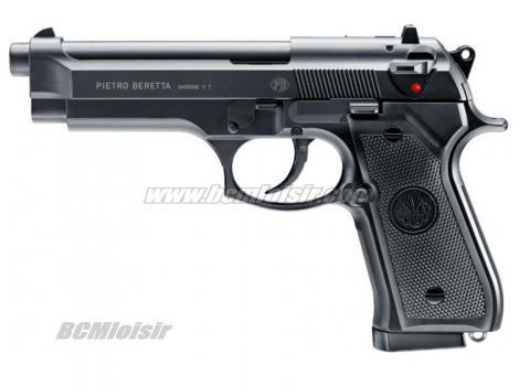 Beretta 92 FS Culasse Fixe Umarex CO2 1,6 Joules