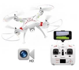 Quadrocoptère Spyrit Max FPV avec micro‐caméra HD