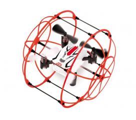 Quadrocoptère Mini Joker Cage 3D Radio 2,4 Ghz