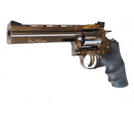 Dan Wesson 715 Revolver 6'' Steel Grey GNB 6 mm