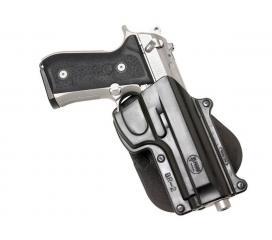 Paddle Rotatif Holster Retention Passive Fobus pour Beretta M92F / Taurus PT92 / PT99