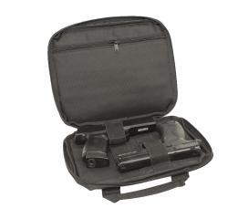 Housse Swiss Arms noire pour 2 pistolets